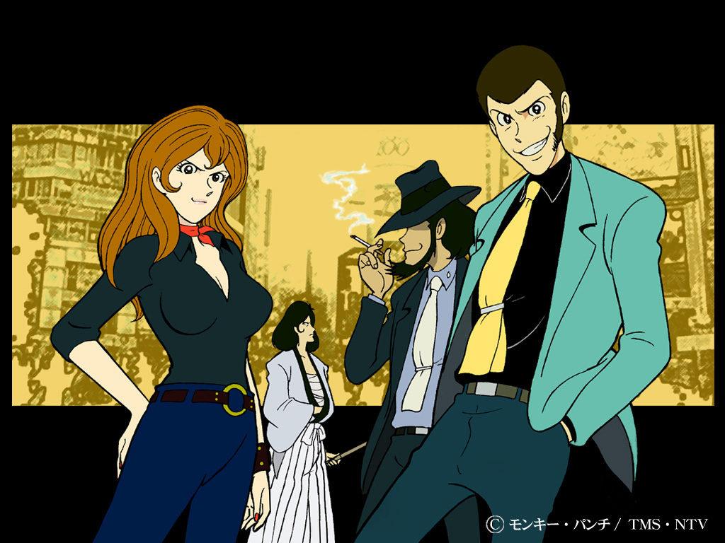 Lupin III, il ladro più affascinante della tv | cM News