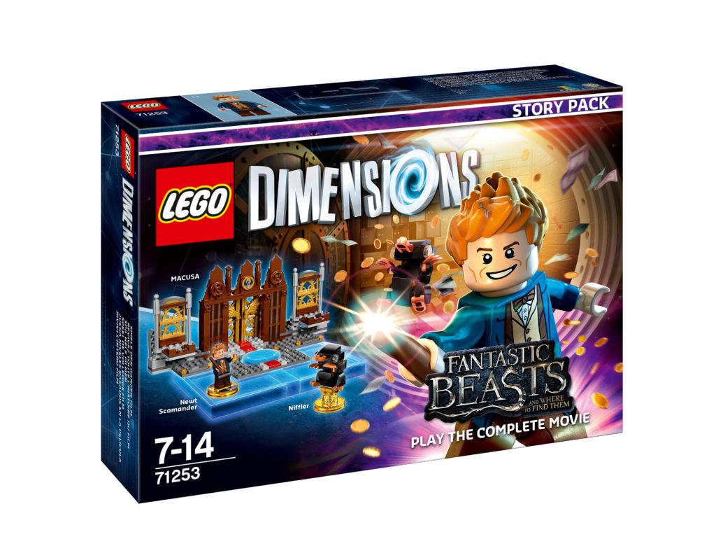 Lego dimensions arrivano animali fantastici gremlins e for 2 pacchetti di garage di storia