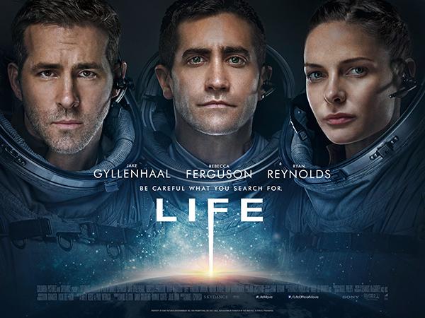 Life - Il nuovo red band trailer si sofferma sulla letale creatura aliena
