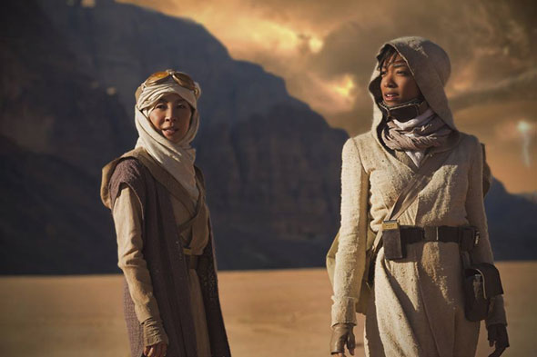 Star Trek Discovery, primo trailer della serie tv