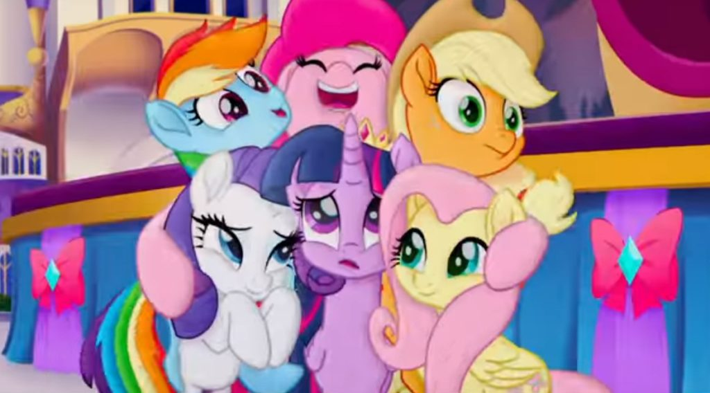 My Little Pony - The Movie: poster e trailer ufficiale ...