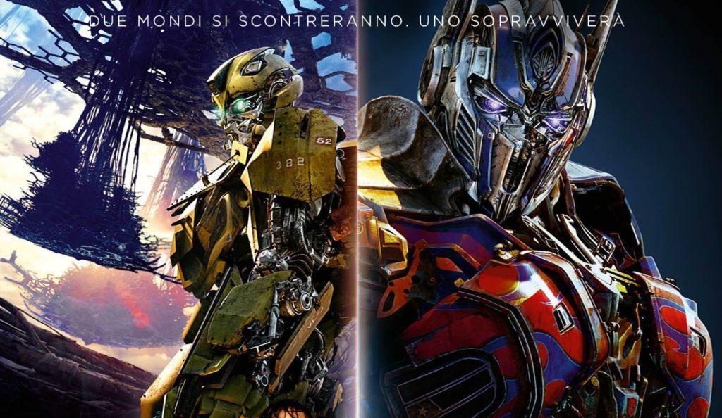 Transformers: L'ultimo Cavaliere - un nuovo epico promo