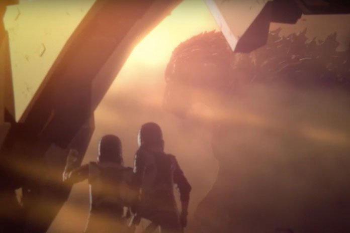 Godzilla: Monster Planet. Ecco il primo teaser trailer