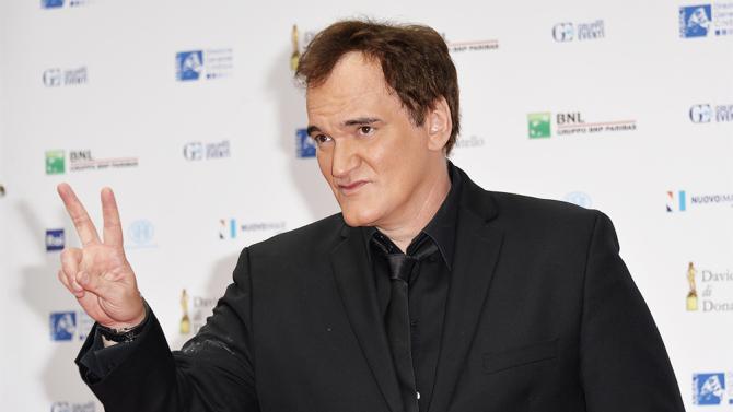 Quentin Tarantino Mansion