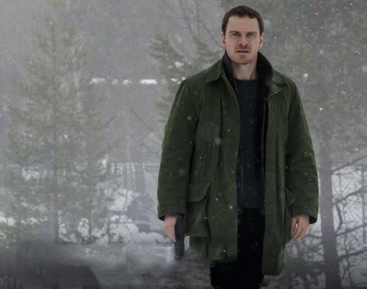 L'uomo di neve, Fassbender contro un serial killer