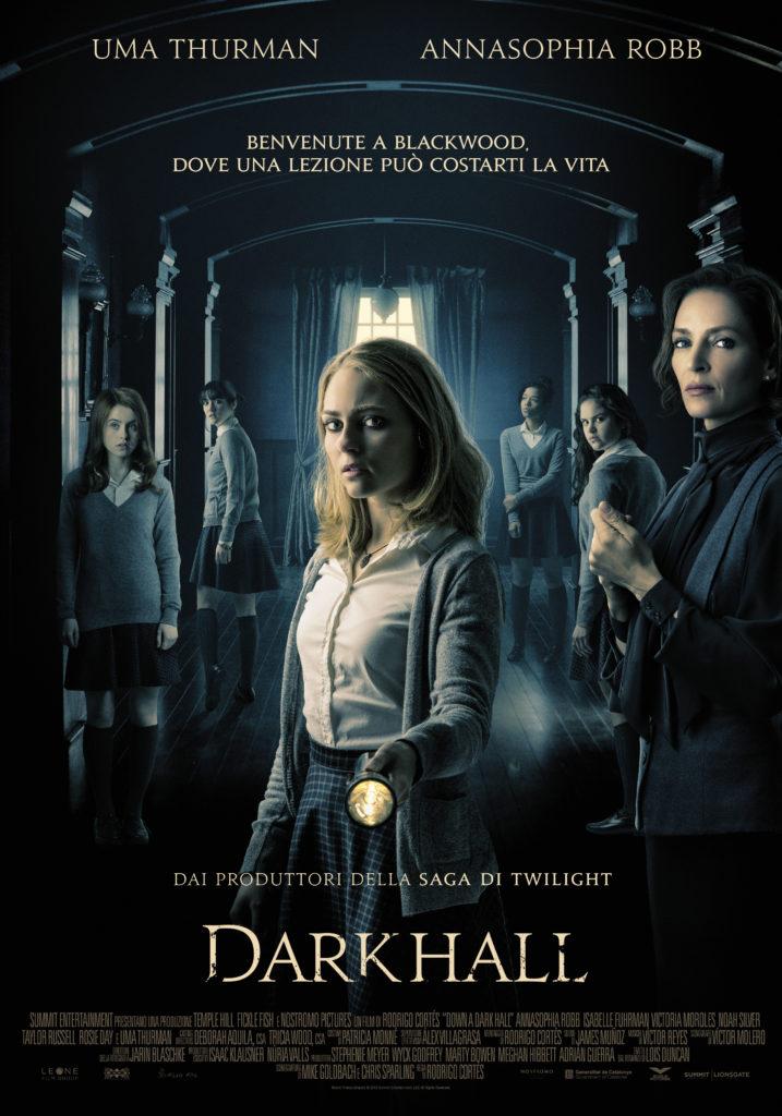 Risultati immagini per dark hall poster