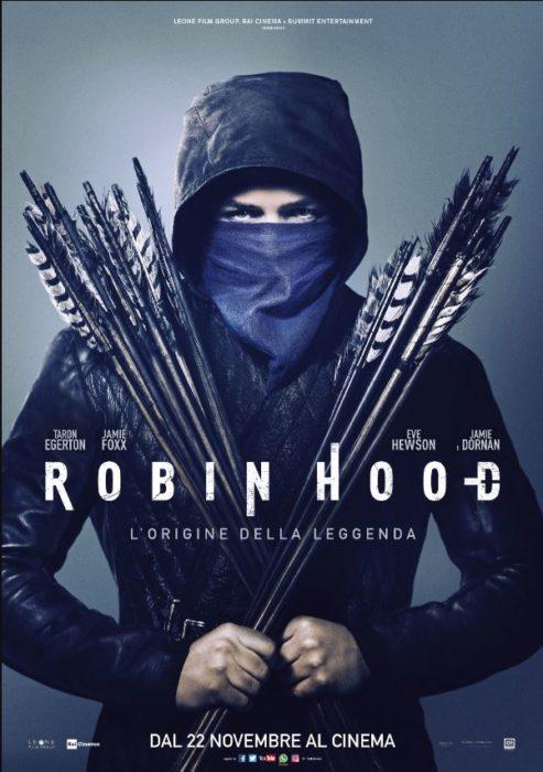 Robin Hood - L'origine della leggenda: Trailer ufficiale italiano