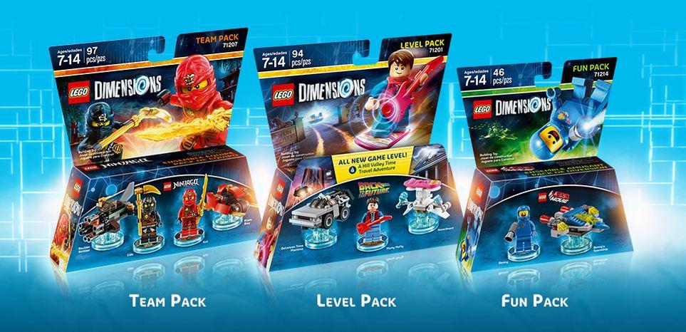 Annunciato Lego Dimensions Il Nuovo Ibrido Videogioco