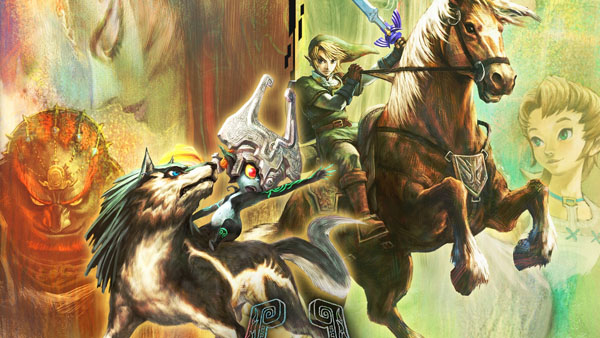 Nuovo Trailer per Zelda: Twilight Princess HD