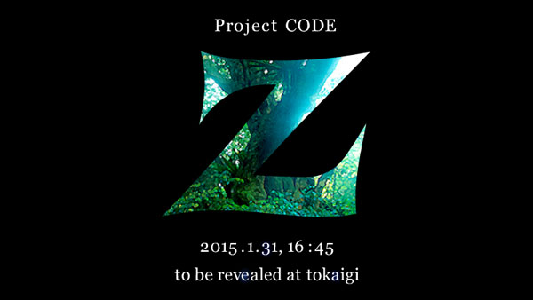 SE-Project-Code-Z-PS4-Tokaigi-Tease