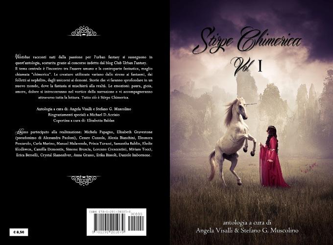 Stirpe Chimerica cover completa