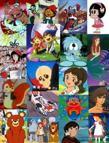 Cartoni anni in tv giorni e orari di programmazione