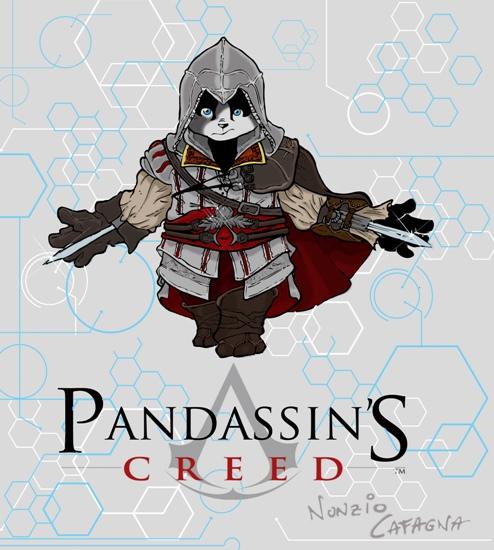 pandassin's creed