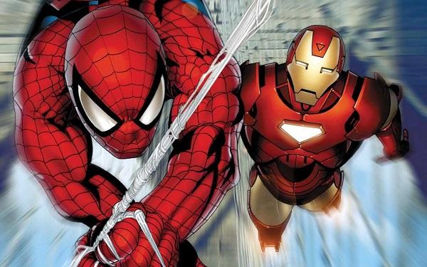 spider-man-and-iron-man